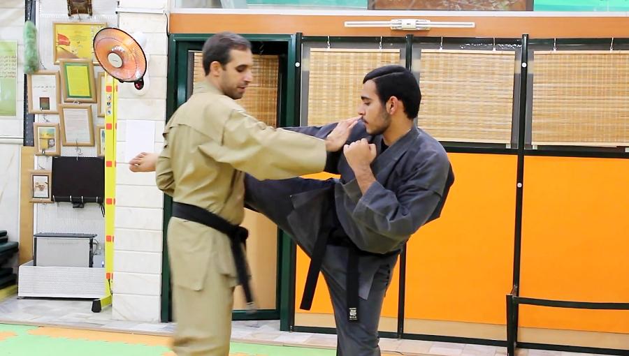 آموزش دفاع شخصی در-کرج