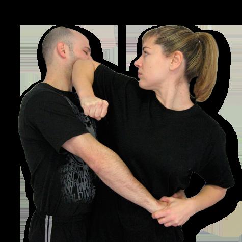 آموزش دفاع-شخصی